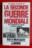 LA GRANDE HISTOIRE DE LA GUERRE MONDIALE. De l'invasion de l'URSS à Pearl Harbor - juin 1941-décembre 1941.. MONTAGNON, Pierre.