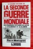 LA GRANDE HISTOIRE DE LA GUERRE MONDIALE. Des premières victoires du Japon à Stalingrad et EL-Alamein - décembre 1941-novembre 1942. MONTAGNON, ...
