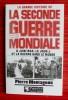 LA GRANDE HISTOIRE DE LA GUERRE MONDIALE. 6 juin 1944 - le jour J et la guerre dans le monde, octobre 1943-juillet 1944.. MONTAGNON, Pierre.