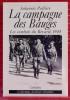 LA CAMPAGNE DES BAUGES - les combats du Revard 6 juin-20 août 1944.. PALLIÈRE, Johannès.