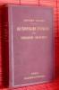 DICTIONNAIRE D'ANALYSE DES SUBSTANCES ORGANIQUES . RENARD, Adolphe.