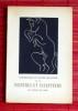 ANTHOLOGIE DU LIVRE ILLUSTRÉ PAR LES PEINTRES ET LES SCULPTEURS DE L'ÉCOLE DE PARIS  Reproductions de Beaudin, Bonnard, Braque, Chagall, Chirico, ...