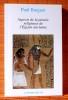ASPECTS DE LA PENSÉE RELIGIEUSE DE L'ÉGYPTE ANCIENNE . BARGUET, Paul.