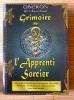 GRIMOIRE DE L'APPRENTI SORCIER. OBERON, Zell-Ravenheart