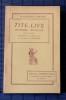 HISTOIRE ROMAINE - Tome deuxième. Traduction nouvelle, avec une introduction et des notes par Eugène Lasserre. TITE-LIVE