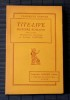 HISTOIRE ROMAINE - Tome sixième. Traduction nouvelle, avec une introduction et des notes par Eugène Lasserre. TITE-LIVE