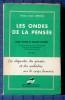 LES ONDES DE LA PENSÉE. LEPRINCE, Albert (Dr.)