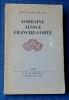 TROIS PROVINCES DE L'EST LORRAINE ALSACE FRANCHE-COMTÉ . Collectif (Société savante d'Alsace et des régions de l'Est)