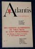 ATLANTIS N° 296 Janvier-fevrier 1978 : Des maisons alchimiques du vieux Mans au loup mégalithique. Collectif