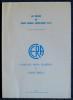 Les dossiers du centre archéologique d'Alet Numéro spécial 1978 : FOUILLES SOUS MARINES À SAINT MALO. Collectif