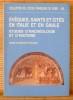 ÉVÊQUES, SAINTS ET CITES EN ITALIE ET EN GAULE : études d'archéologie et d'histoire. PICARD, Jean-Charles