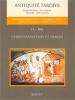 Revue de l'Antiquité tardive, numéro 19, 2011 - Christianisation et images. Association pour l'Antiquité tardive