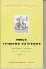 REVUE D'HISTOIRE DU THÉÂTRE • Numéro 141. Société d'histoire du théâtre