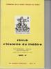 REVUE D'HISTOIRE DU THÉÂTRE • Numéro 154. Société d'histoire du théâtre