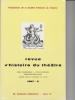 REVUE D'HISTOIRE DU THÉÂTRE • Numéro 155. Société d'histoire du théâtre