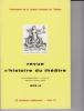 Revue d'Histoire du Théâtre • Numéro 122 Petite Scène - Théâtre Arlequin - Micropéra (Xavier de Courville). Société d'histoire du théâtre