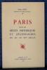 PARIS DANS LES RÉCITS HISTORIQUES ET LÉGENDAIRES DU IXe AU XIIe SIÈCLES . DION, Roger