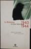 LA RÉSISTANCE EN SEINE-SAINT-DENIS 1940-1944.  . CLESSE, Joël  ZAIDMAN, Sylvie.