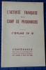 L'activité française d'un camp de prisonniers l'oflag IV D, conférence faite à Tours, le 17 novembre 1941. Dumas, Henri