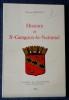 HISTOIRE DE St-GENGOUX-LE-NATIONAL. REBOUILLAT, Marguerite