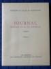 JOURNAL : mémoires de la vie littéraire Tome II 1856-1858. GONCOURT, Edmond et Jules de
