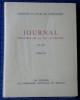 JOURNAL : mémoires de la vie littéraire Tome III 1858-1860. GONCOURT, Edmond et Jules de