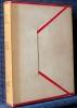 JOURNAL : mémoires de la vie littéraire Tome V 1861-1863. GONCOURT, Edmond et Jules de