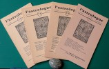 L'ASTROLOGUE 18ème année N° 69, 70, 71, 72. Centre international d'astrologie