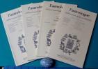 L'ASTROLOGUE 33ème année N° 129, 130 (n° Napoléon 1er), 131, 132. Centre international d'astrologie