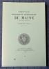 REVUE HISTORIQUE ET ARCHÉOLOGIQUE DU MAINE - Troisième série - Tome 6 - 1986. Société historique et archéologique du Maine