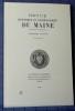 REVUE HISTORIQUE ET ARCHÉOLOGIQUE DU MAINE - Troisième série - Tome 12 - 1992. Société historique et archéologique du Maine