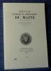 REVUE HISTORIQUE ET ARCHÉOLOGIQUE DU MAINE - Troisième série - Tome 16 - 1996. Société historique et archéologique du Maine