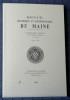 REVUE HISTORIQUE ET ARCHÉOLOGIQUE DU MAINE - Quatrième série - Tome 2 - 2002. Société historique et archéologique du Maine