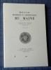 REVUE HISTORIQUE ET ARCHÉOLOGIQUE DU MAINE - Quatrième série - Tome 3 - 2003. Société historique et archéologique du Maine