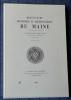 REVUE HISTORIQUE ET ARCHÉOLOGIQUE DU MAINE - Quatrième série - Tome 4 - 2004. Société historique et archéologique du Maine