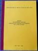 Rapport sur différents sondages effectués sur l'enceinte gallo-romaine de la ville du Mans : 1977-1979-1980S. Association pour la mise en valeur du ...
