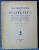 DICTIONNAIRE DE SPIRITUALITÉ - Ascétique et mystique, doctrine et histoire. Fascicules LXXII-LXXIII. Nabinal-Ochino. Collectif