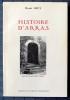 HISTOIRE D'ARRAS. GRUY, Henri