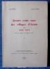 QUATRE CENTS VUES DES VILLAGES D'ARTOIS EN 1605-1610 tirées des albums de Charles de Croy Mémoires de la Commission départementale des monuments ...