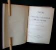 ESSAI SUR L'HISTOIRE RELIGIEUSE DE LA SARTHE DE 1789 À L'AN IV. GIRAUD, M. (Abbé)