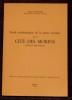 ÉTUDE ARCHÉOLOGIQUE DE LA PARTIE ORIENTALE DE LA CITÉ DES MORINS (CIVITAS MORINORUM) Mémoires de la Commission départementale des monuments ...