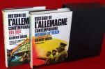 HISTOIRE DE L'ALLEMAGNE CONTEMPORAINE - 1, République de Weimar, Troisième Reich - 2, Les Deux États allemands : RFA, RDA. Collectif sous la dir. de ...