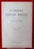 CAHIERS LÉOPOLD DELISLE Tome 1, fascicule 1 - 1947. Société parisienne d'histoire et d'archéologie normandes