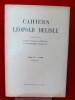 CAHIERS LÉOPOLD DELISLE Tome 2, fascicule 1 - 1948. Société parisienne d'histoire et d'archéologie normandes