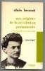 AUX ORIGINES DE LA RÉVOLUTION PERMANENTE : la pensée politique du jeune Trotsky . BROSSAT, Alain