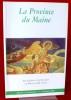 LA PROVINCE DU MAINE TOME 105 - 5e série : Tome XVI - Fascicule 67 - 3e trimestre 2003 : Spiritualité et architecture au Mans au XXe siècle.