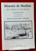 HISTOIRE DE MORLAIX, des origines à la Révolution : histoire commerciale et maritime. DARSEL, Joachim