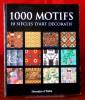 1000 MOTIFS 10 SIÈCLES D'ART DÉCORATIF. Collectif sous la dir. de Drusilla Cole