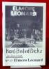 HARD-BOILED DICKS N° 17 : Elmore LEONARD . MARTIN, Roger