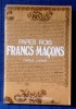 PAPES ROIS FRANCS-MAÇONS. BOKOR, Charles V.